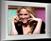 Mary McCormack videos, sound clips, video clips, video archive, Celebrity Poker Showdown: Monster Chip-leader